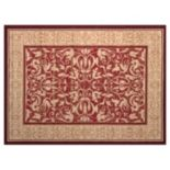 United Weavers Dallas Baroness Framed Floral Rug
