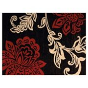 United Weavers Dallas Trouseau Floral Rug
