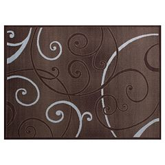 United Weavers Dallas Bangles Scroll Rug