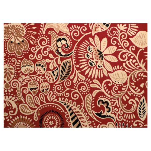 United Weavers Dallas Bandana Floral Rug