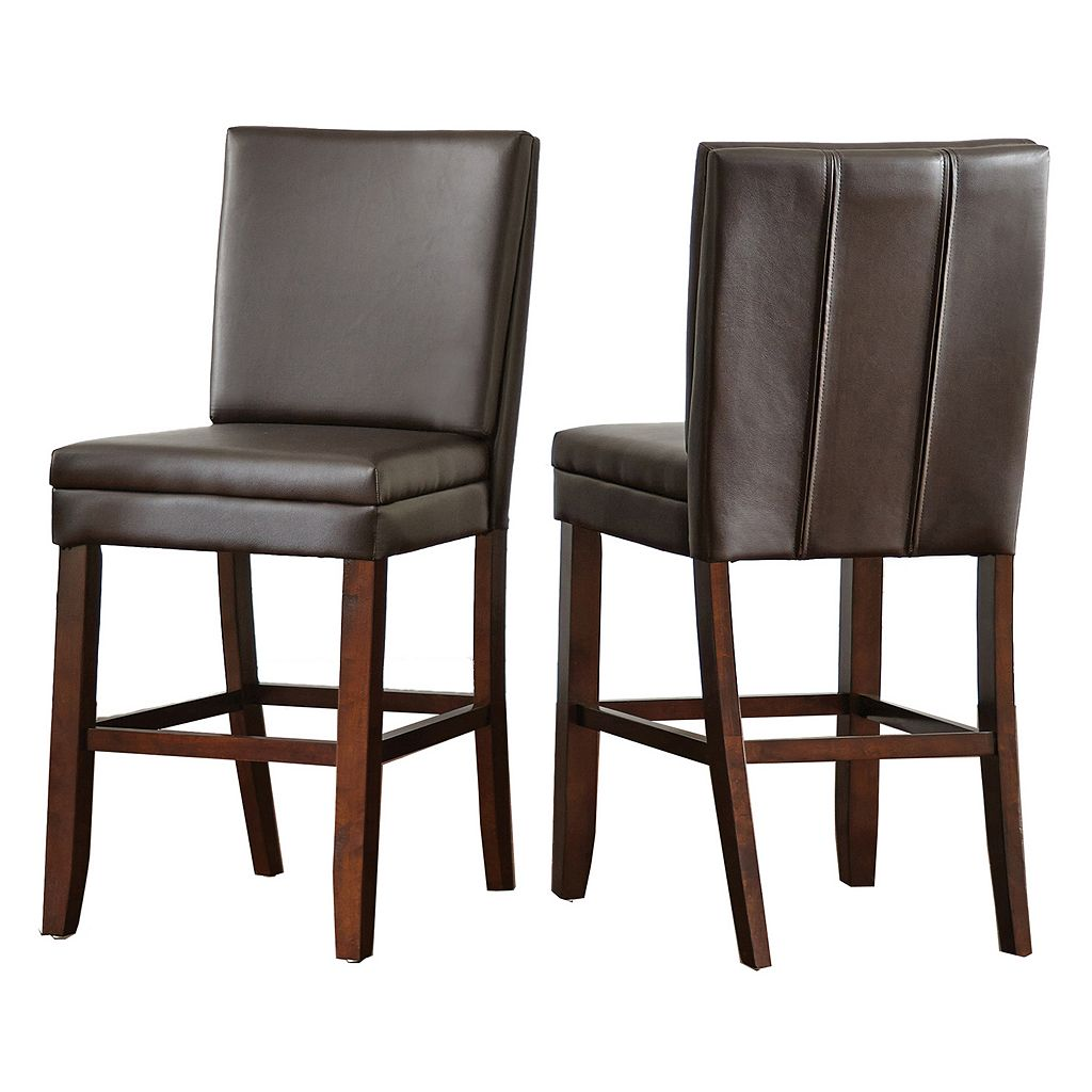 Branton Home Bennett Counter Chair 2-piece Set