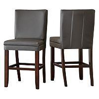 Branton Home Bennett Counter Chair 2-piece Set
