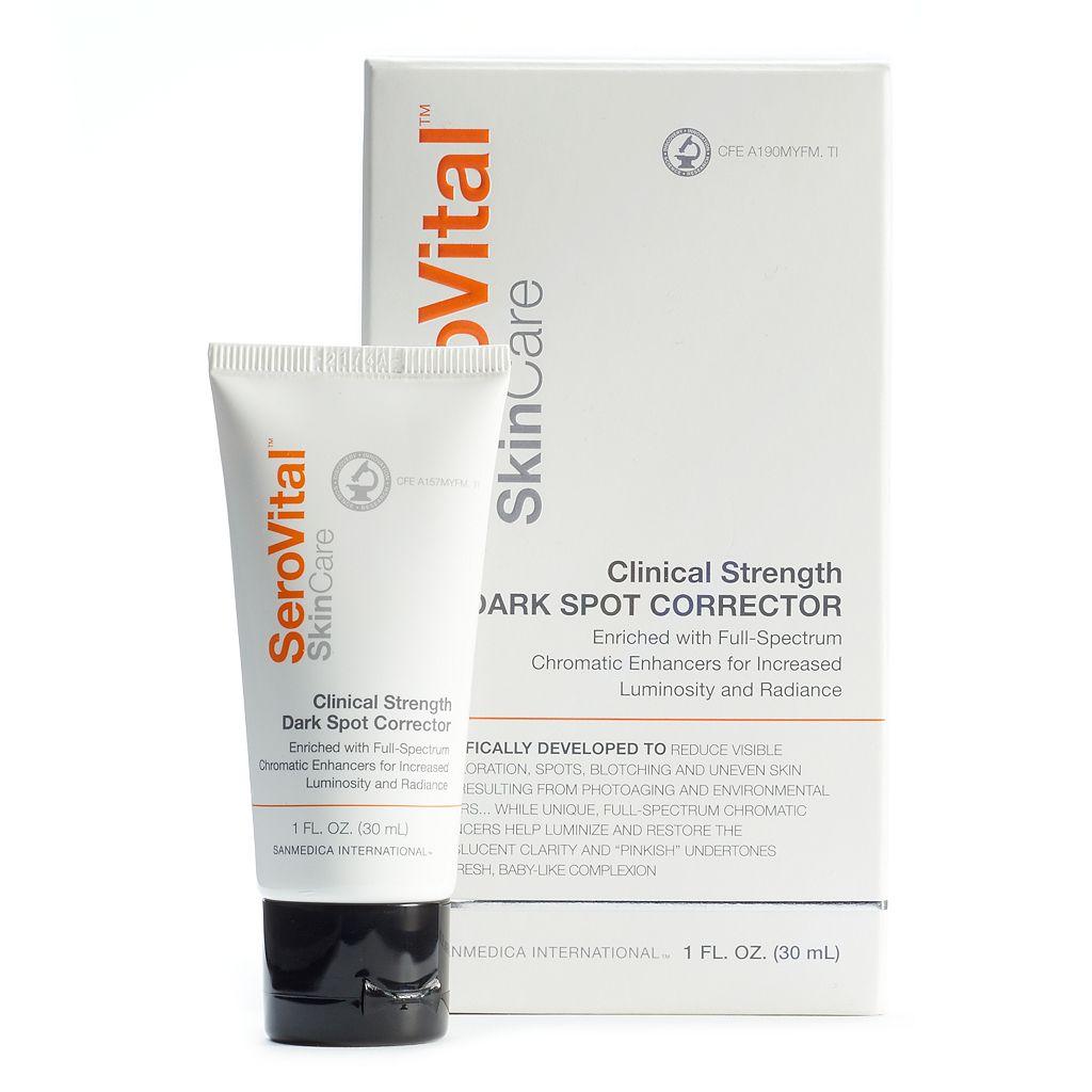 SeroVital Skin Care Clinical Strength Dark Spot Corrector