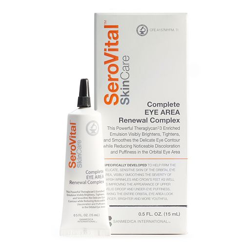 SeroVital Skin Care Complex Eye Area Renewal Complex