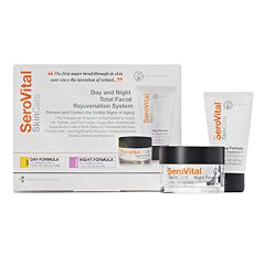 SeroVital Day & Night Total Facial Rejuvenation System Kit