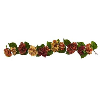 nearly natural Artificial Hydrangea Garland