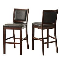 Branton Home Kiely Bar Stool 2 pc Set