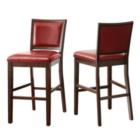 Branton Home Kiely Bar Stool 2-piece Set
