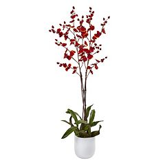 nearly natural Artificial Dancing Orchid Plant