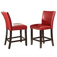 Branton Home Matinee Counter Chair 2-piece Set