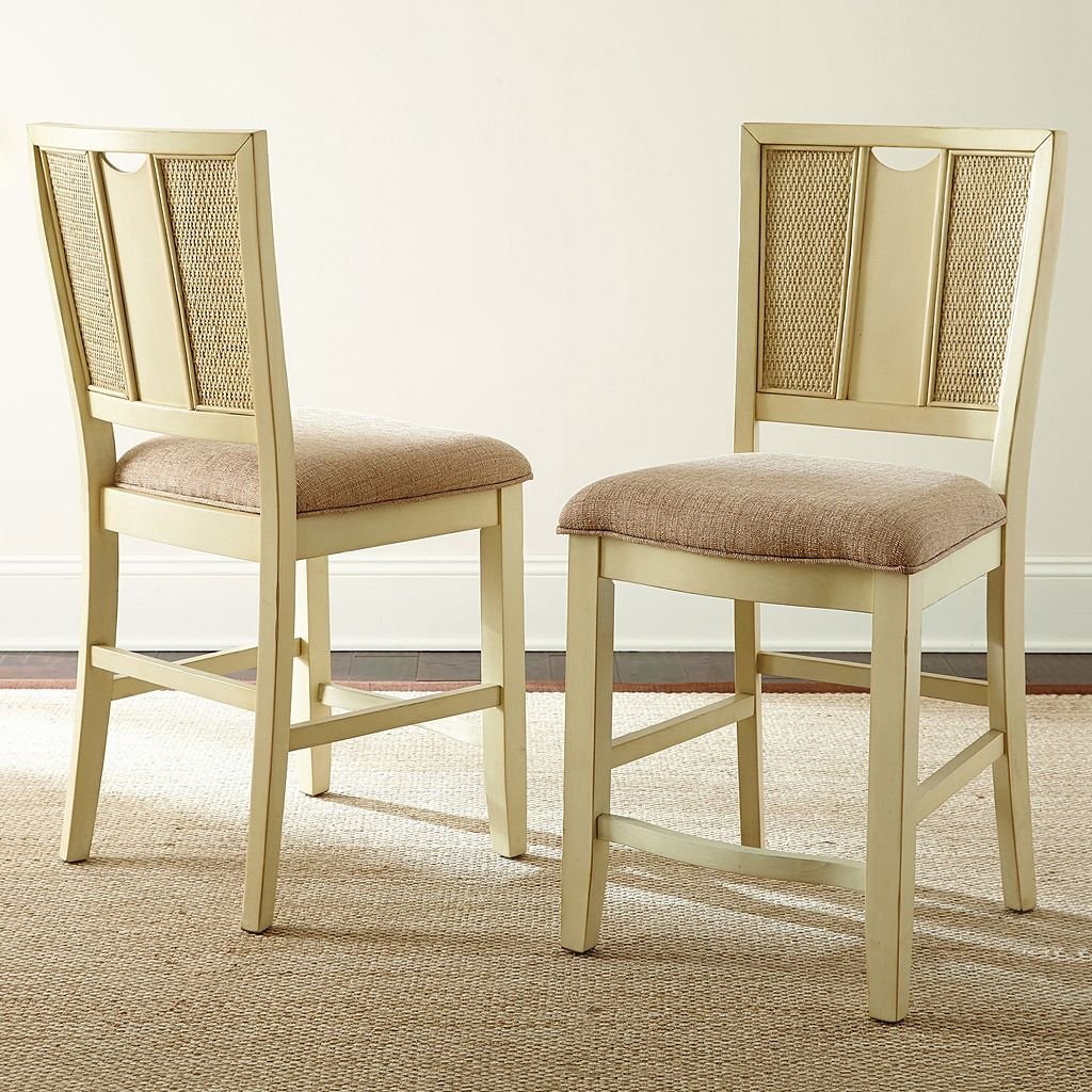 Branton Home Melody Counter Chair 2-piece Set