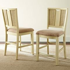 Branton Home Melody Counter Chair 2-piece Set