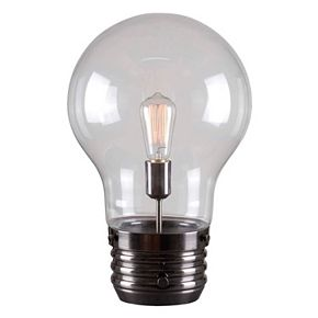 Kenroy Home Edison Table Lamp