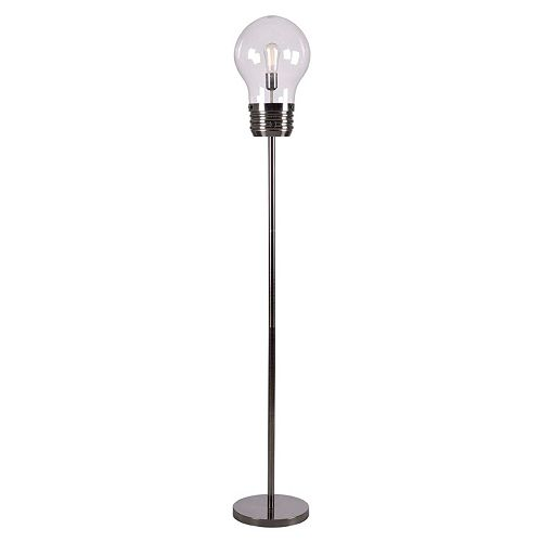 Kenroy Home Edison Floor Lamp