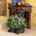 Bombay Outdoors Gallant Monkey Planter