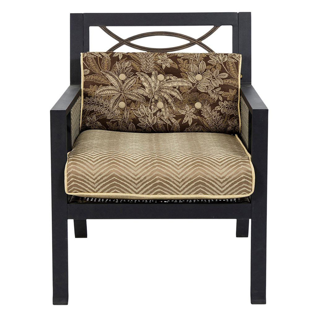 Bombay Outdoors Granada Palmetto Arm Chair