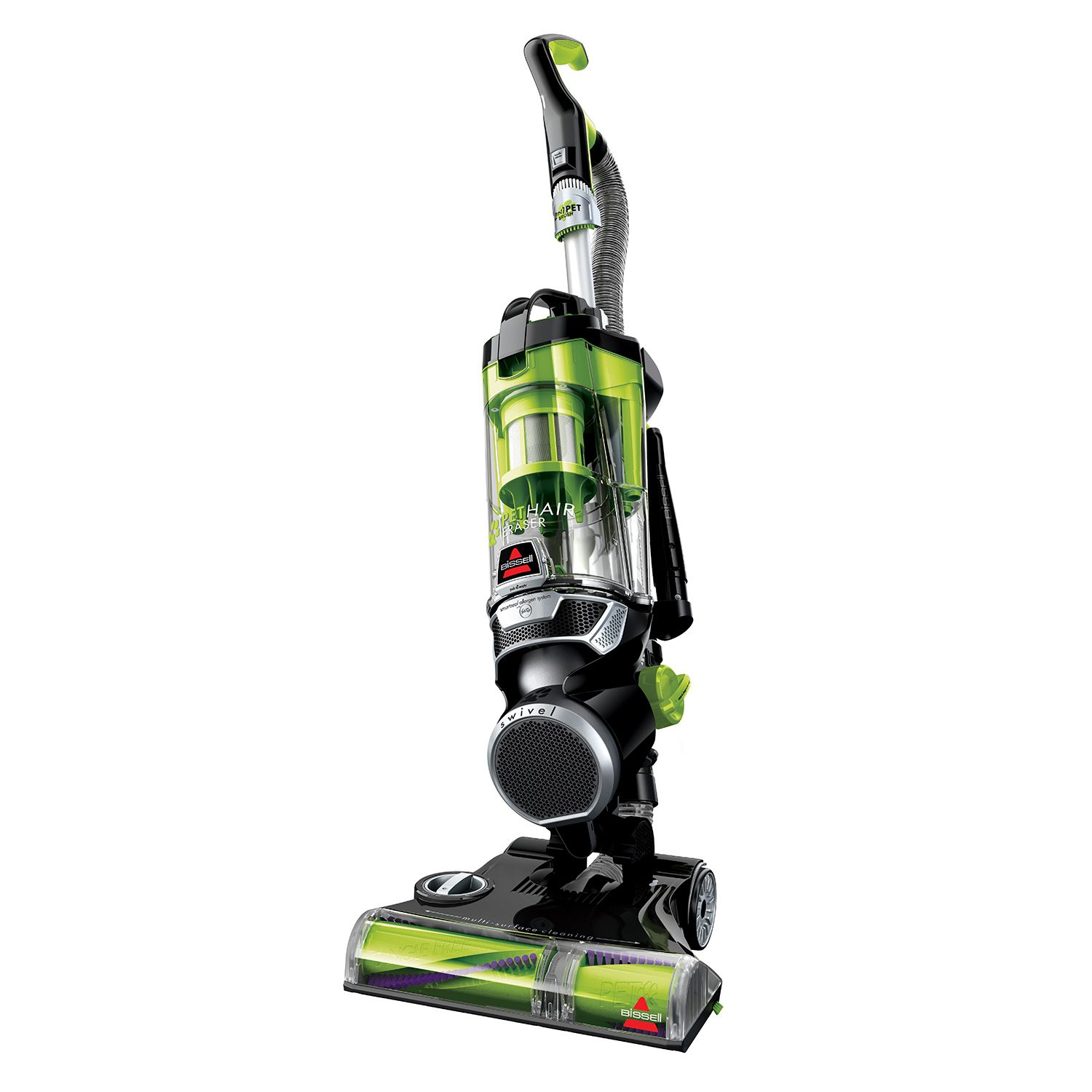 bissell pet hair eraser bagless upright vacuum - Bissell Sweeper