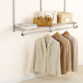 Rubbermaid Configurations Shelving & Hang Add On Kit