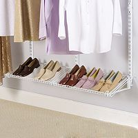 Rubbermaid Configurations Shoe-Shelving Add On Kit