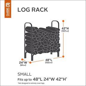 Classic Accessories Veranda Log Rack Cover