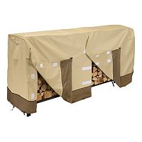 Classic Accessories Veranda Large Log Rack Cover