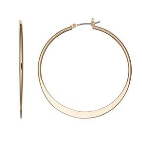 SONOMA Goods for Life? Flat Hoop Earrings
