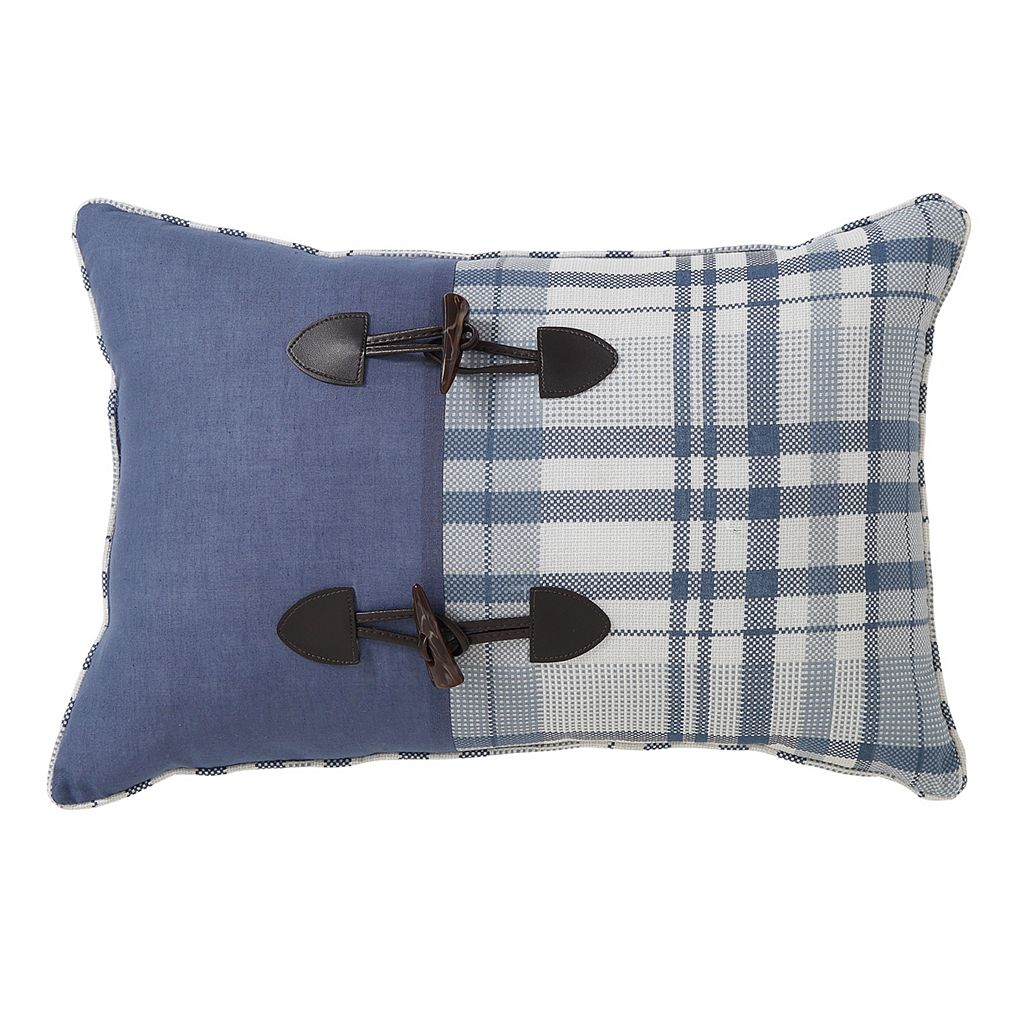 VCNY Lodge Throw Pillow