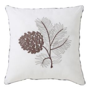 VCNY Lodge Square Throw Pillow