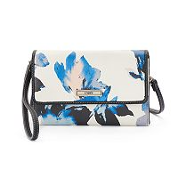 Chaps Margo Fold Over Convertible Wristlet