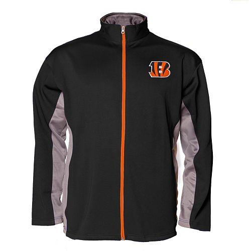 Big & Tall Cincinnati Bengals Jacket