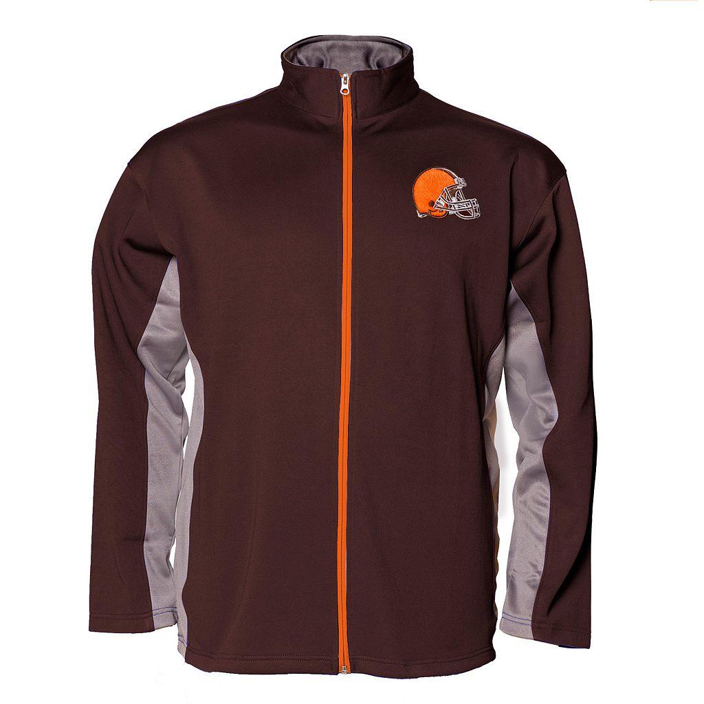 Big & Tall Cleveland Browns Jacket