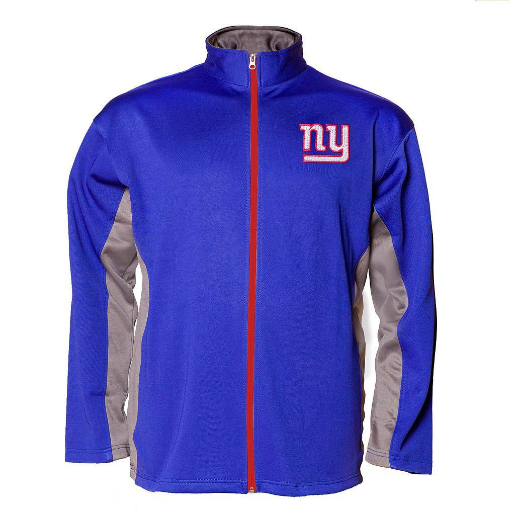 Big & Tall New York Giants Jacket