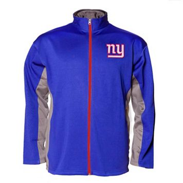 Big & Tall New York Giants Jacket