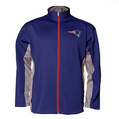 Big & Tall New England Patriots Jacket