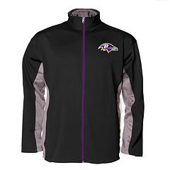 Big & Tall Baltimore Ravens Jacket