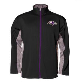 Big & Tall Baltimore Ravens Jacket