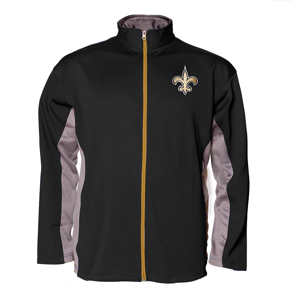 Big & Tall New Orleans Saints Jacket