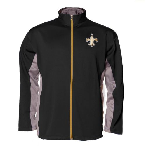Big & Tall New Orleans Saints Jacket