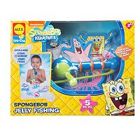 ALEX SpongeBob Jelly Fishing Game