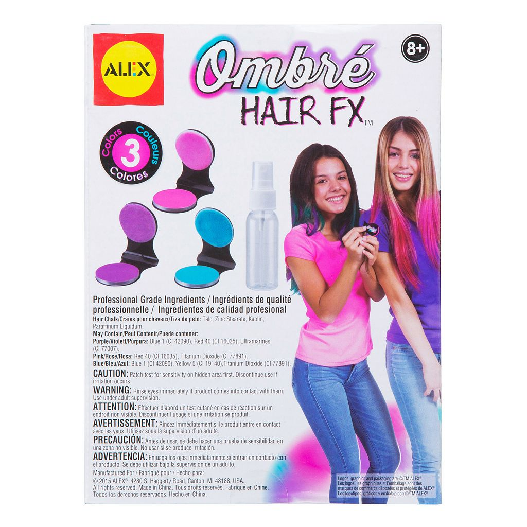 ALEX Ombré Hair FX Kit
