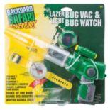 Backyard Safari Lazer Light Bug Vac & Bug Watch