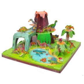 Shrinky Dinks Shrink-a-Saurus Playset