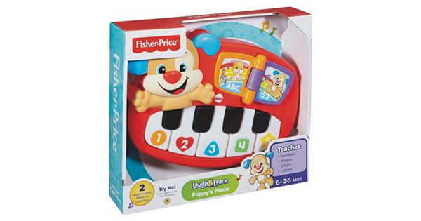 Laugh & Learn Say Please Snack Set | DRF59 | Fisher-Price