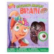 Scientific Explorer Disgusting Anatomy of the Brain Science Kit