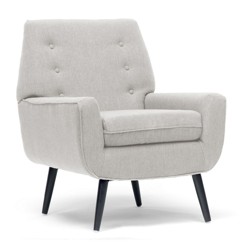 Baxton Studio Levison Designer Accent Chair