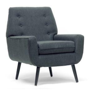 Baxton Studio Levison Designer Accent Chair