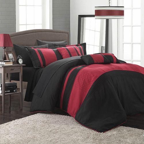 Chic Home Fiesta 10 Piece Bedding Set