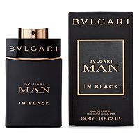 Bvlgari Man In Black Men's Cologne - Eau de Parfum