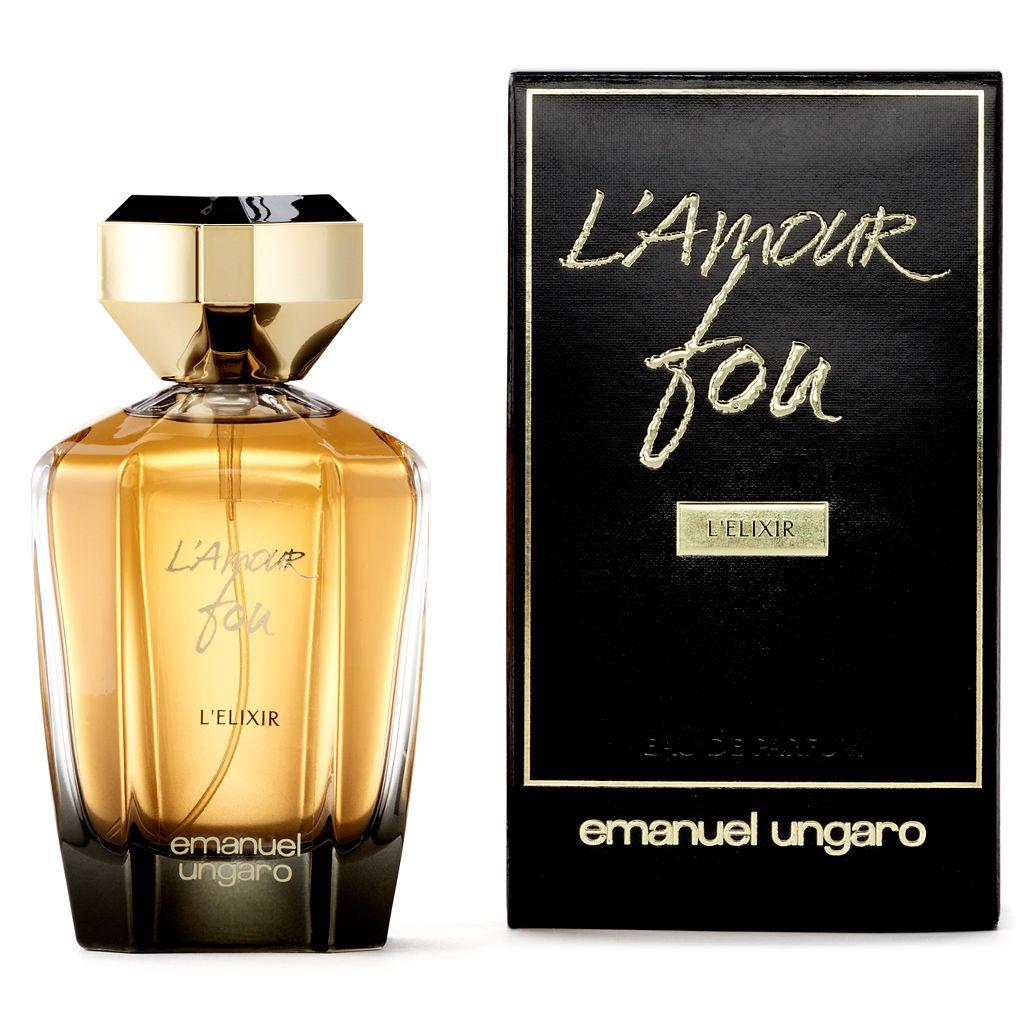 Emanuel Ungaro L'Amour Fou L'Elixir Women's Perfume