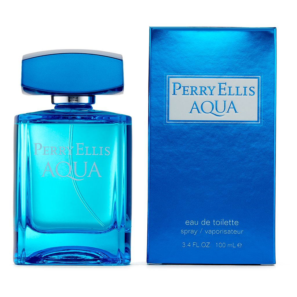 Perry Ellis Aqua Men's Cologne - Eau de Toilette